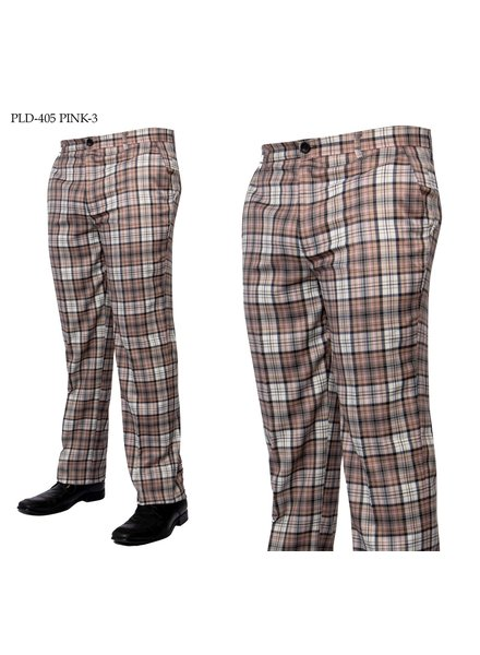 Prestige FF Plaid Pant