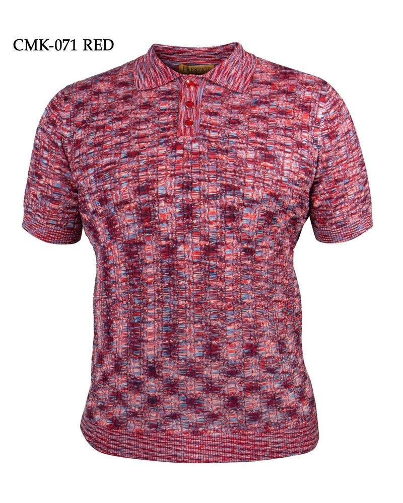 Prestige Missoni Dye Polo Knit