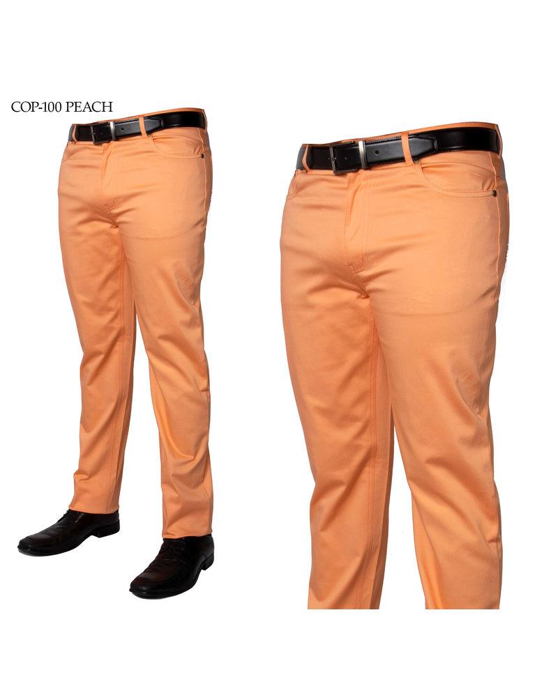 Prestige Tailored Denim Cotton Pant