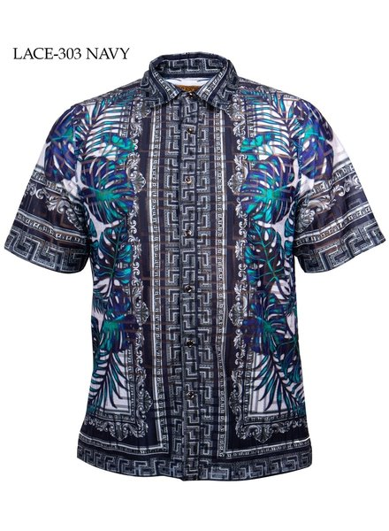 Prestige Bahama Lace Shirt