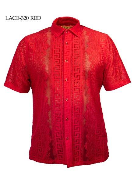 Prestige Jacquard Lace Shirt