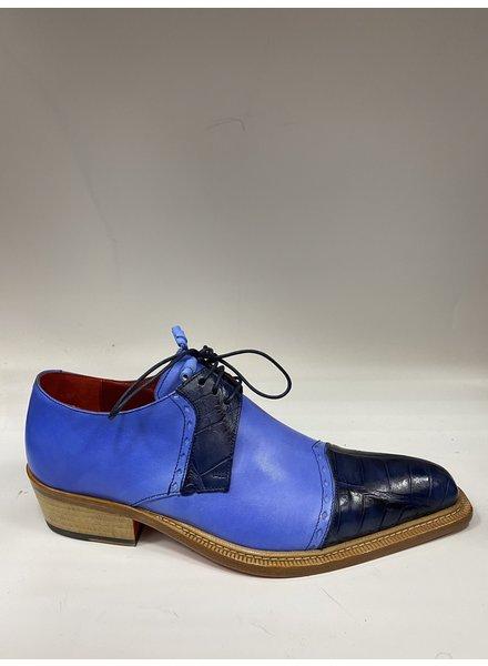 Fennix Alligator & Calf Leather Shoe (Max)