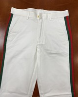 Prestige Flat Front Pant W/Side Web