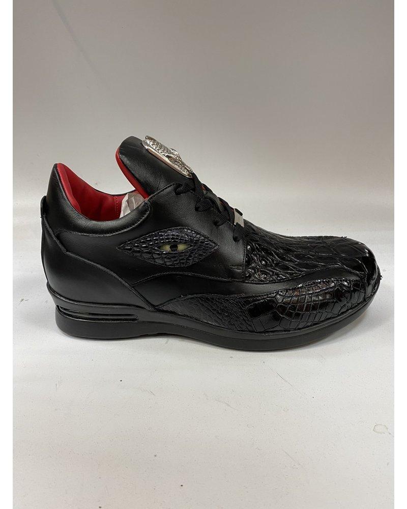 Fennix Alligator Calf Sneaker