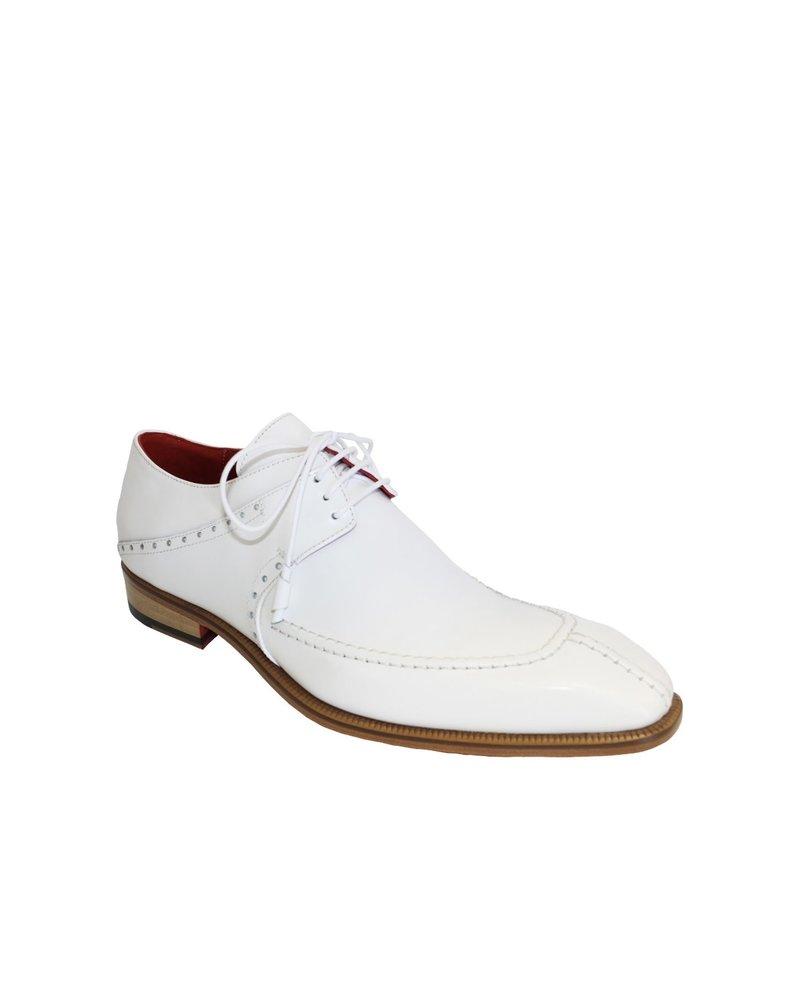 Emilio Franco Split Toe Leather Shoe