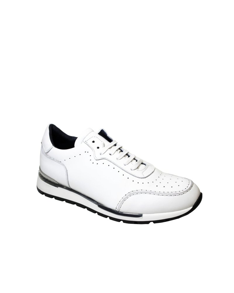 Duca Leather Sneaker (Marini)