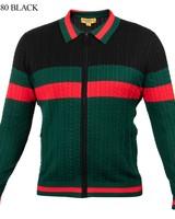 Prestige Full Zip Web Sweater