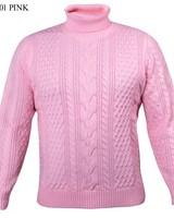 Prestige Cable Turtle Neck Sweater
