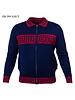 Prestige Full Zip Greek Key Reversible Sweater