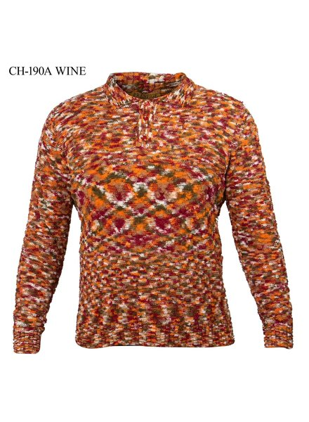 Prestige Chenille Polo Missoni Sweater