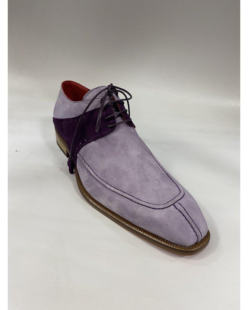 Emilio Franco Two Tone Suede Shoe (Amadeo S)