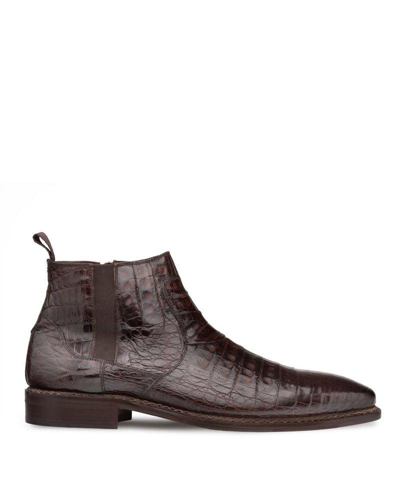 Mezlan Genuine Crocadile Boot