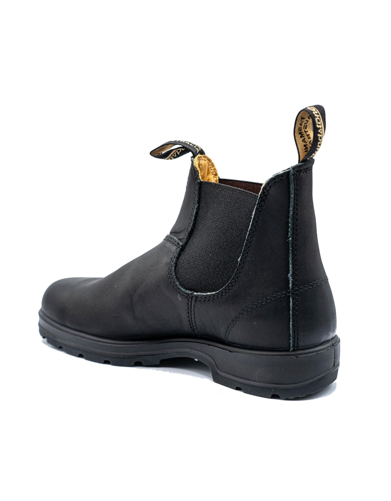 BLUNDSTONE 558 - Classique doublée de cuir en Noir