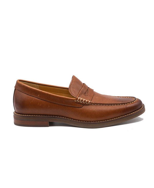 Gold Exeter Penny Loafer STS19069