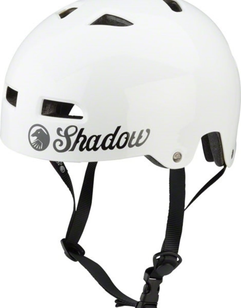 Shadow Conspiracy BMX Classic Helmet White