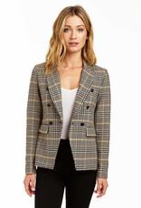 Tai Plaid Jacket