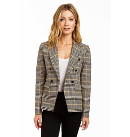 Tai Plaid Jacket