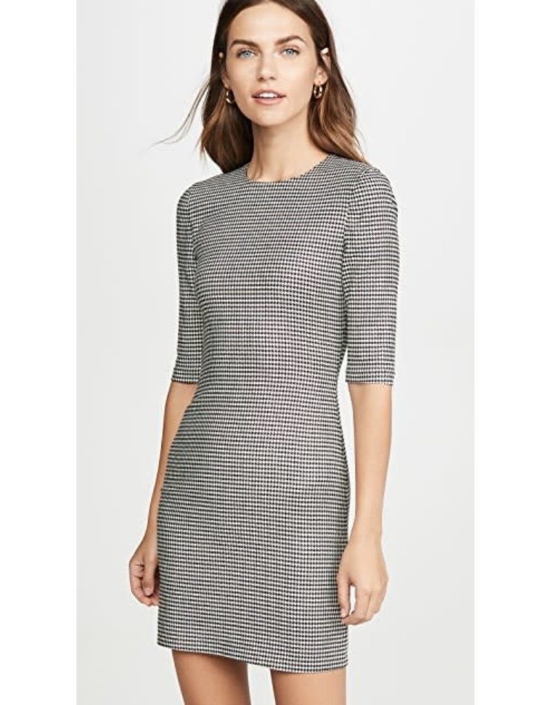 Alice & Olivia Houndstooth Dress