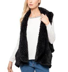 Love Token Ali Faux Fur Vest