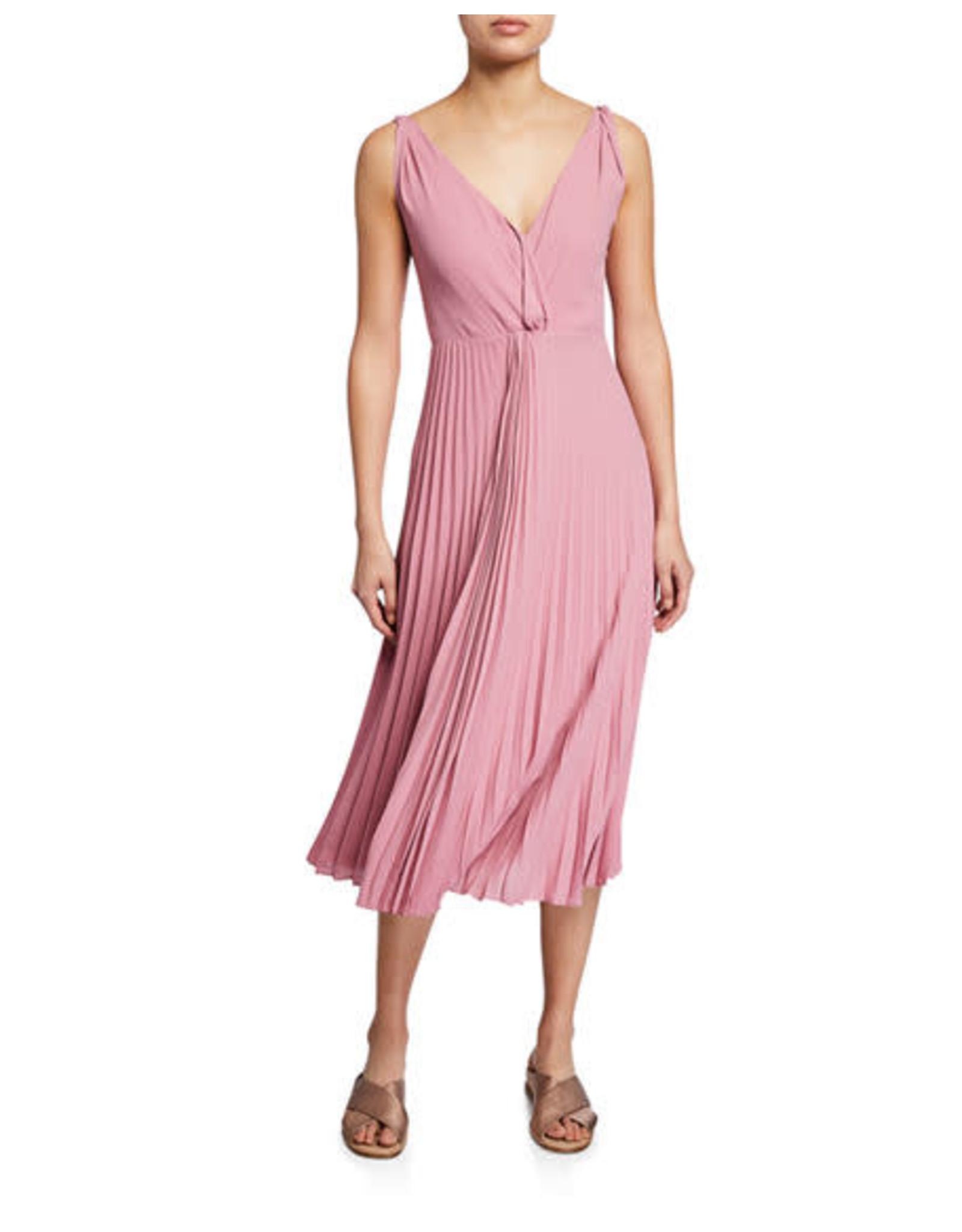 Vince Bais Pleat Dress
