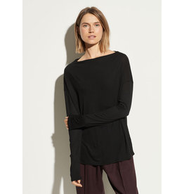 Vince Drop Shoulder Tee