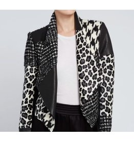 Alice & Olivia Harvey Open Jacket