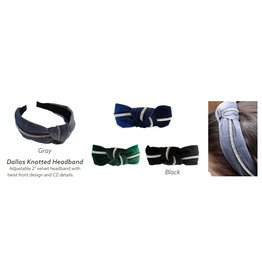 Gemelli Dallas Headband