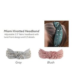 Gemelli Miami Headband