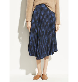 Vince Winter Tie Dye Skirt