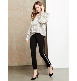 Fifteen Twenty Embellished Pants