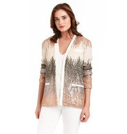 Caryn Sequin Cardigan