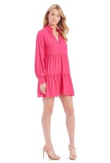Amanda Uprichard Long sleeve Saffron Dress