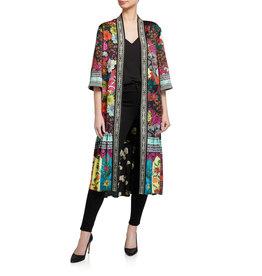Alice & Olivia Dottie Reversible Kimono
