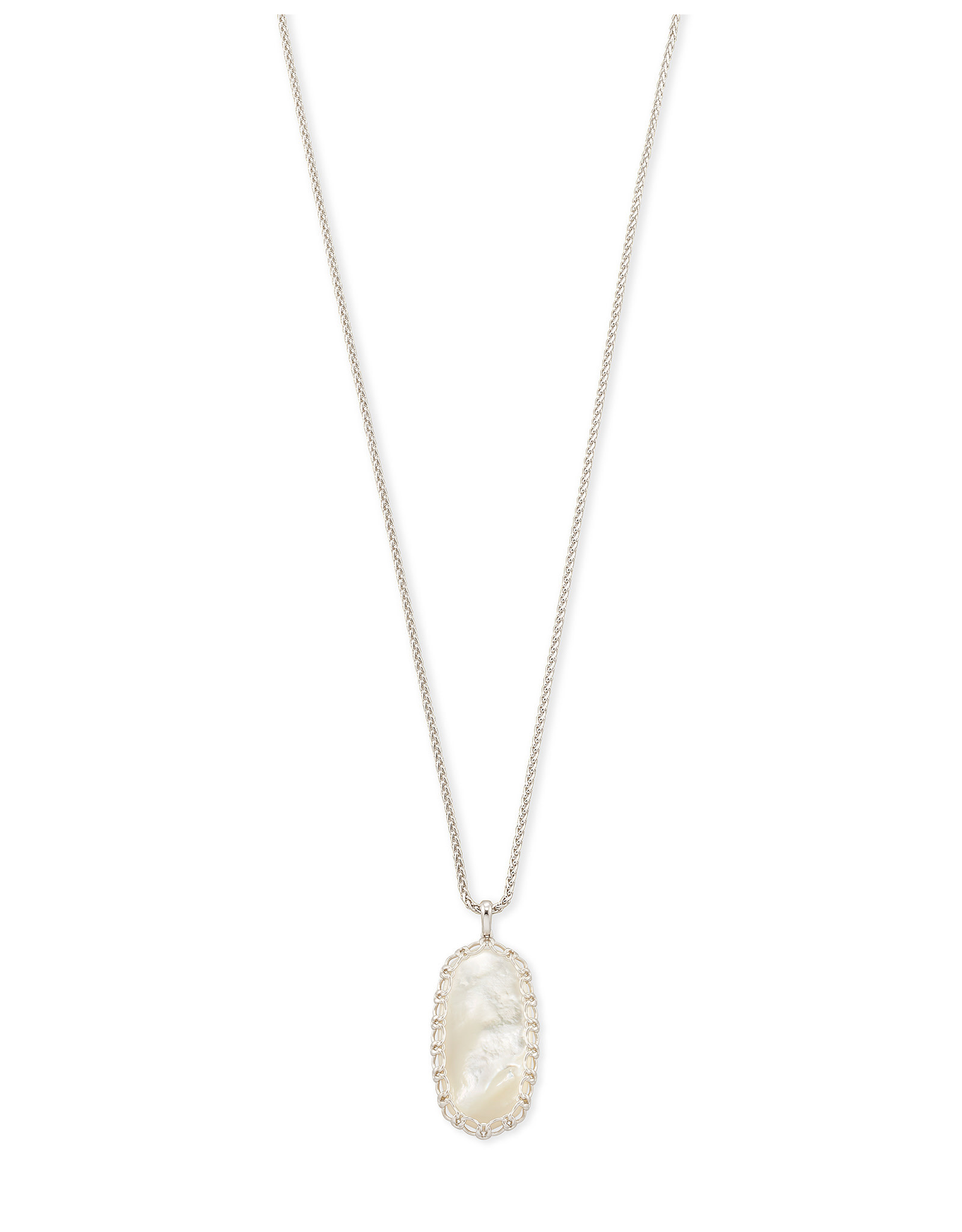 Kendra Scott Macrame Reid Necklace
