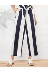 Fifteen Twenty Stripe Wide Leg Pants