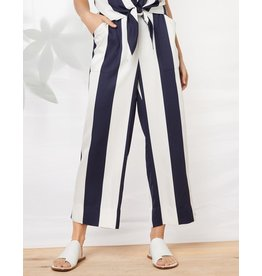 Fifteen Twenty Stripe Wide Leg Pants