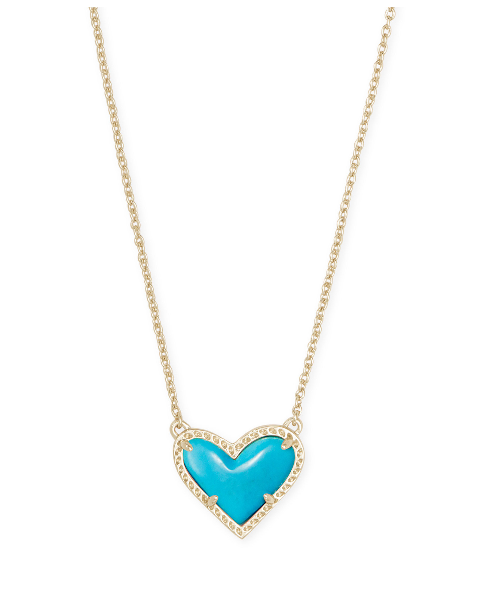 Kendra Scott Ari Heart Necklace