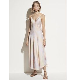 Vince Rainbow Wash Dress