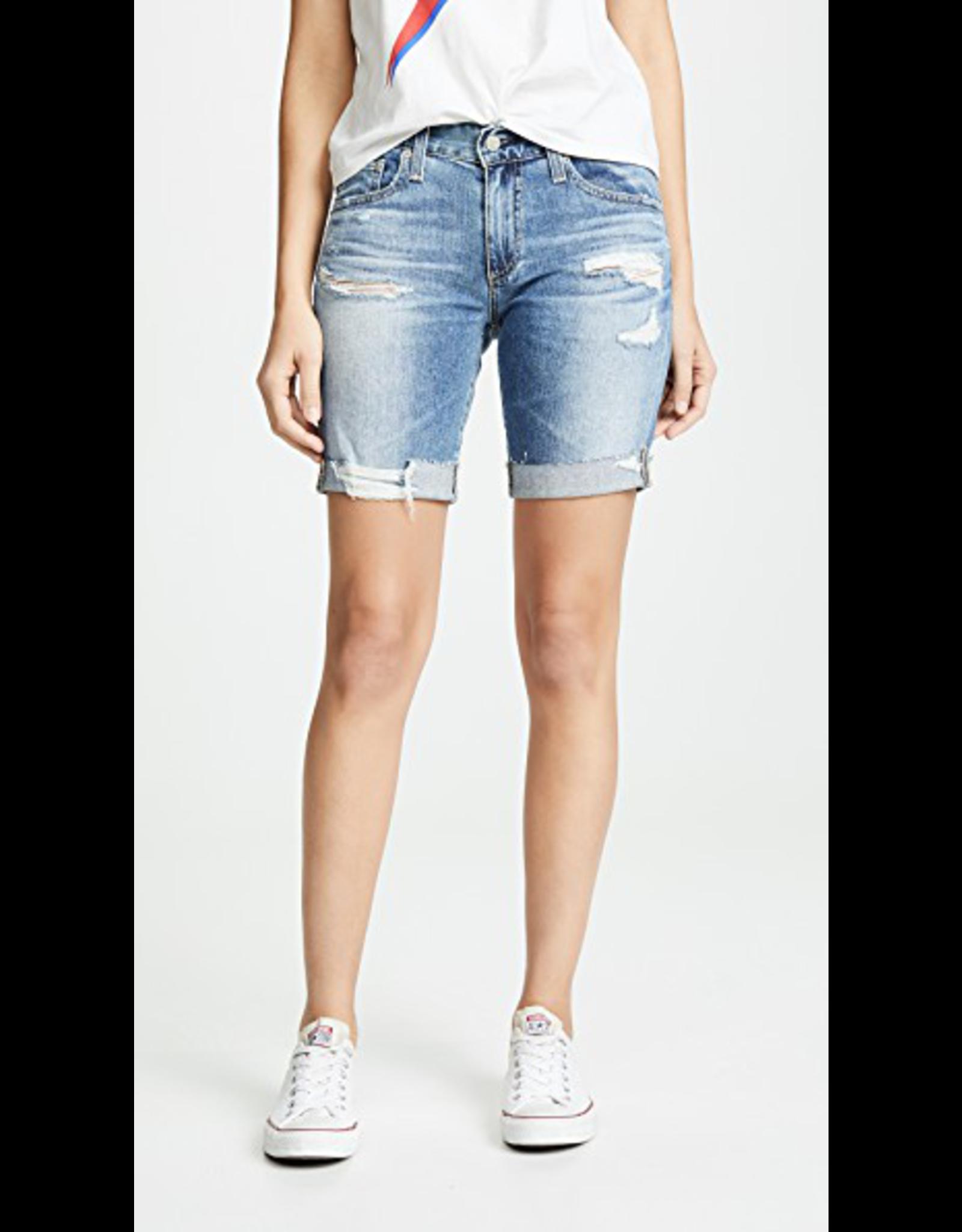 AG Nikki Denim Shorts