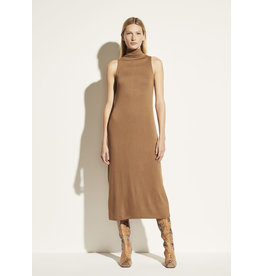 Vince Sleeveless Mock Dress