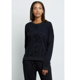 Rails Marlo Flocked Sweatshirt