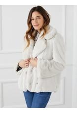 Fifteen Twenty Faux Fur Jacket