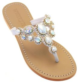 Mystique Pearl Wedge