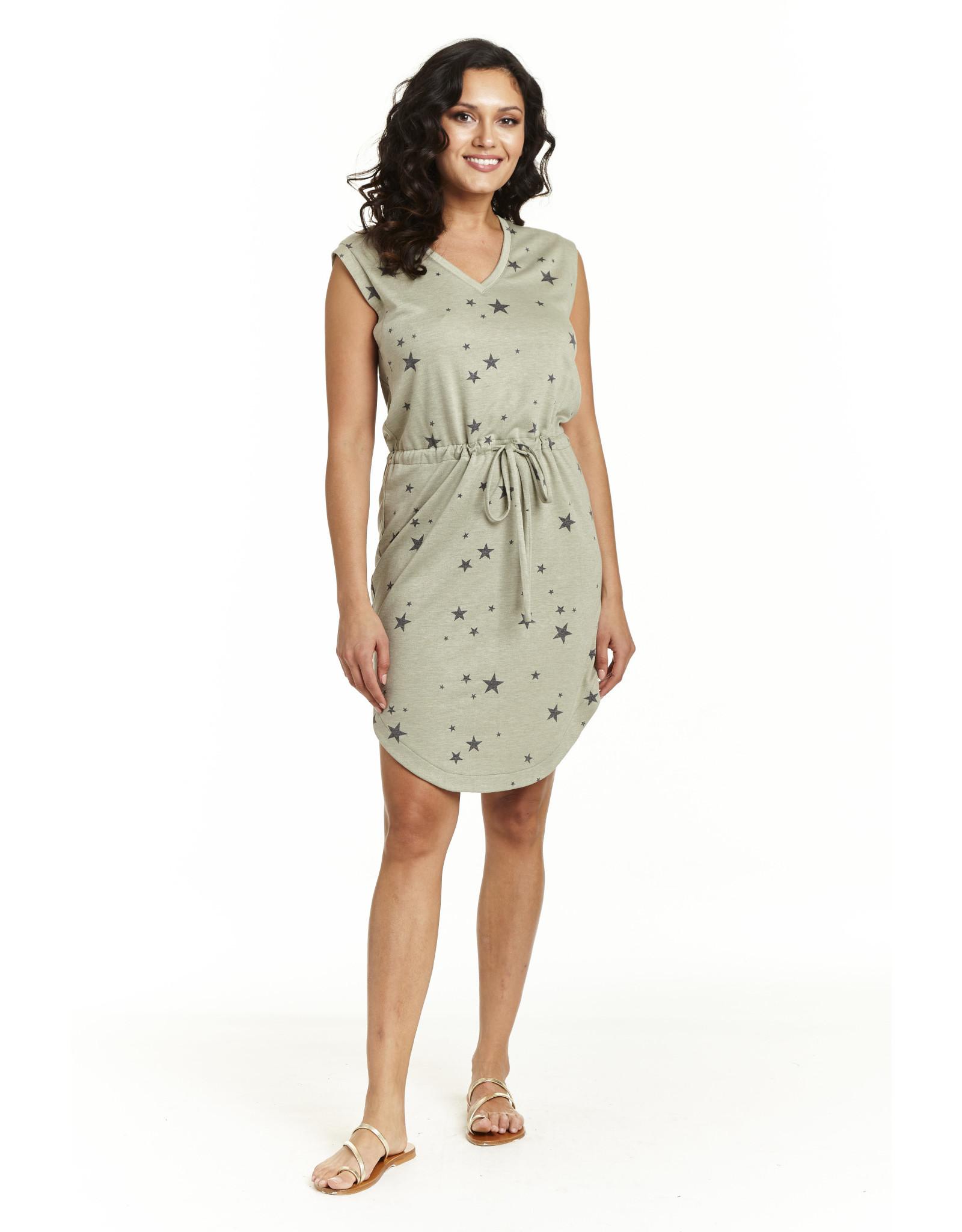 Drew Natasha Army Dress