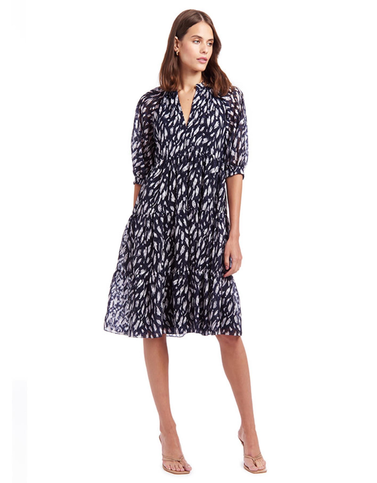 Amanda Uprichard Diego Midi Dress