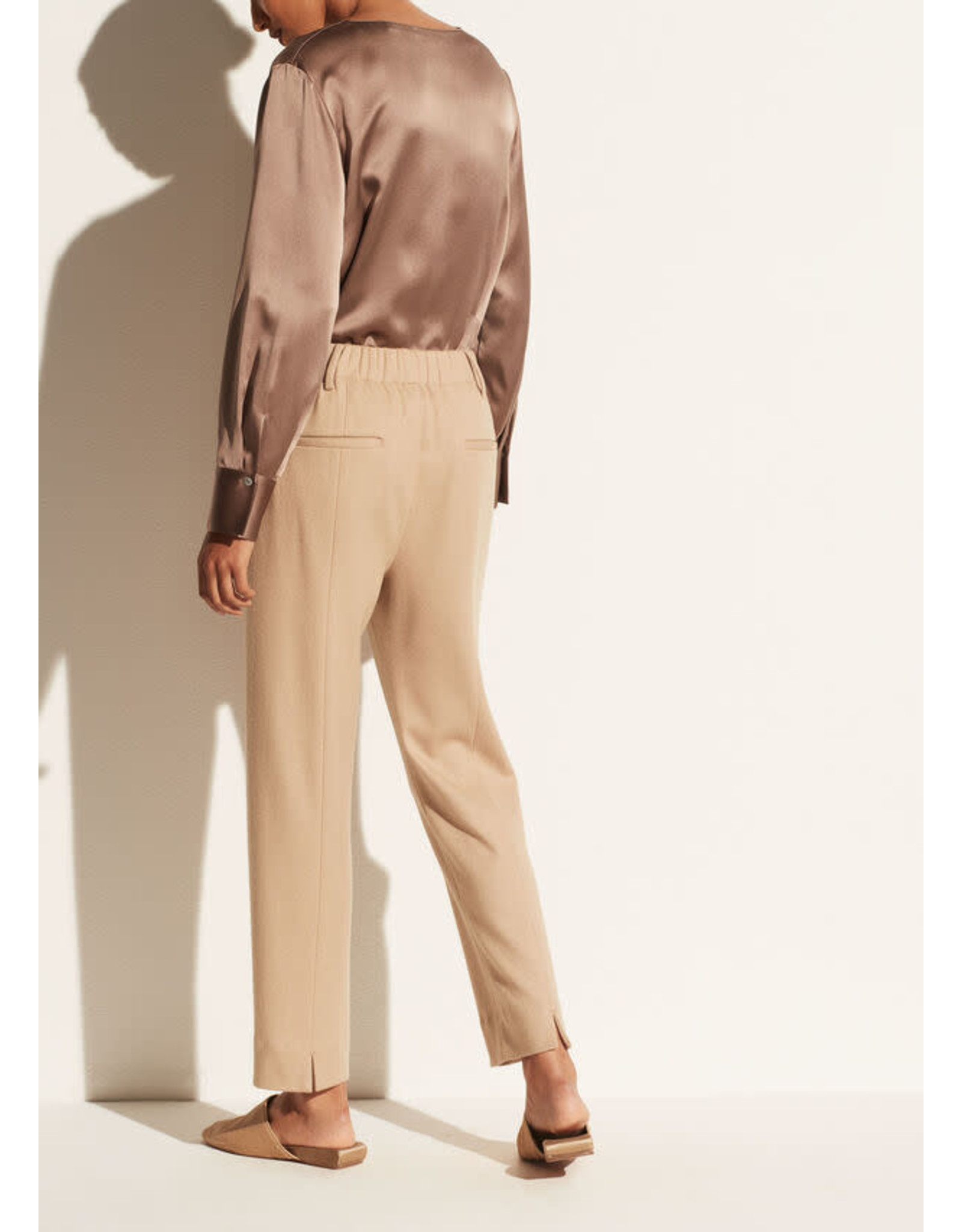 Vince Cozy Pintuck Pull on Pant