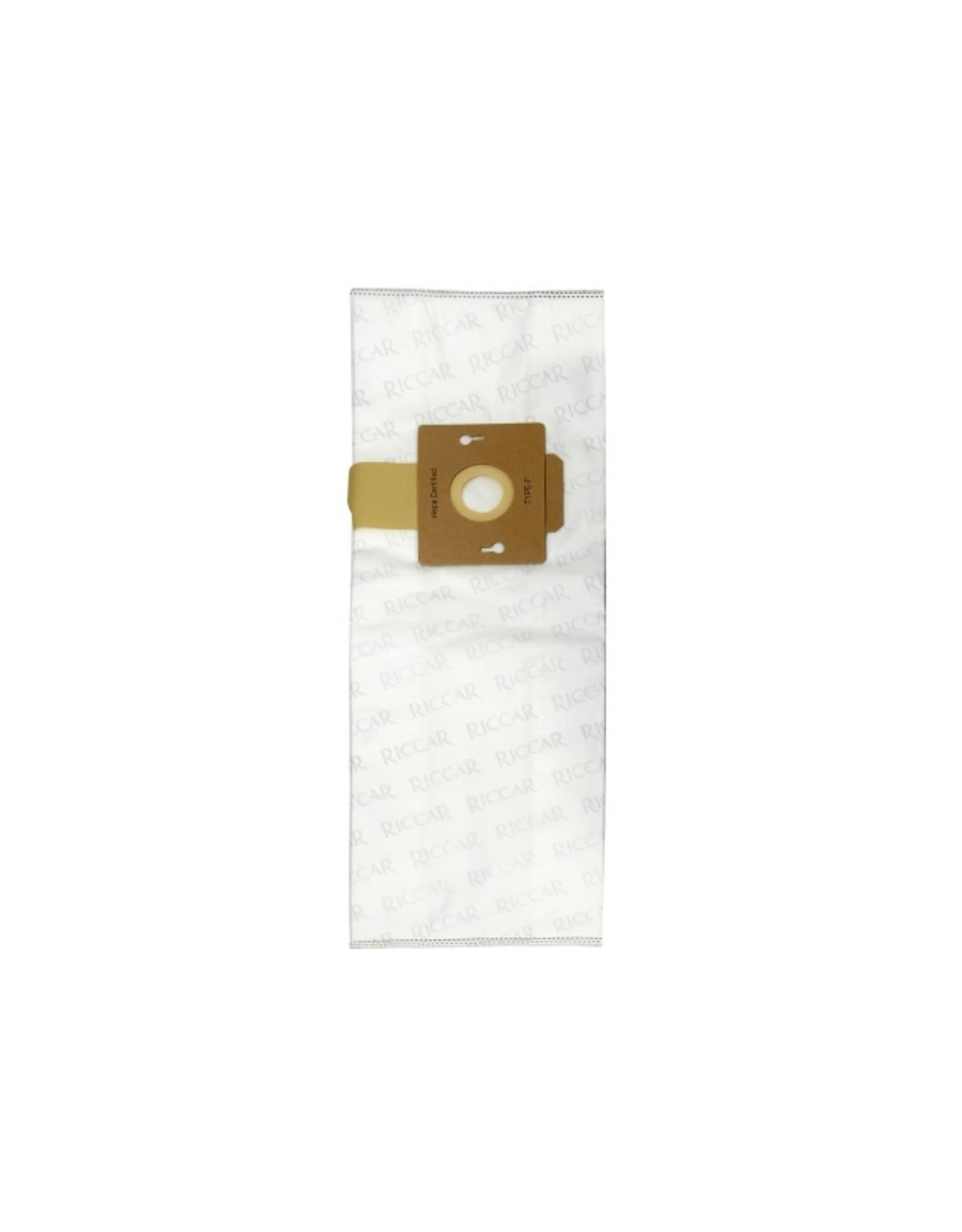 Riccar Riccar HEPA F Bags (6 Pack)