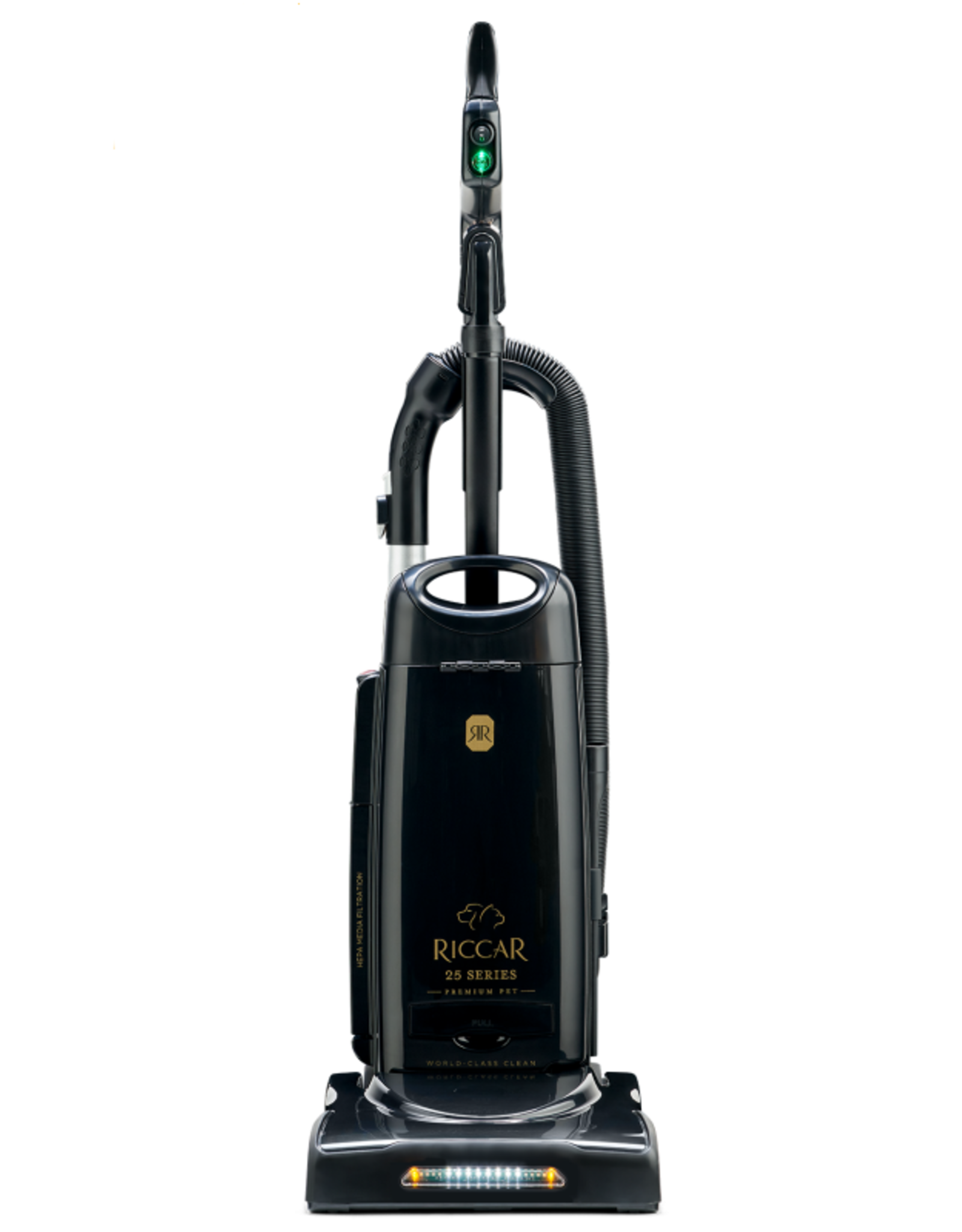 Riccar Riccar R25P Premium Pet Clean Air Upright Vacuum