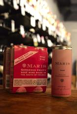 Wine NV Maris Rose - Pays d'Oc, France (1Ltr - 4x250ml Can)