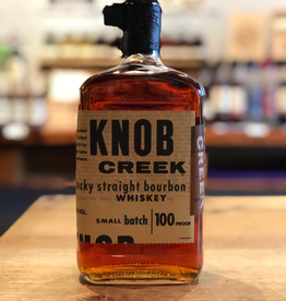 Knob Creek Small Batch Bourbon Whiskey - Clermont, KY (1Ltr)